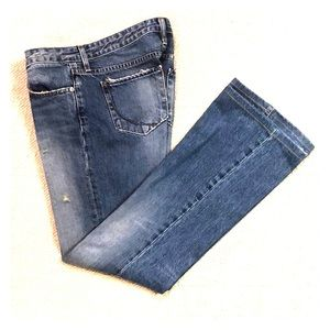 Paper Denim and Cloth bootcut jeans